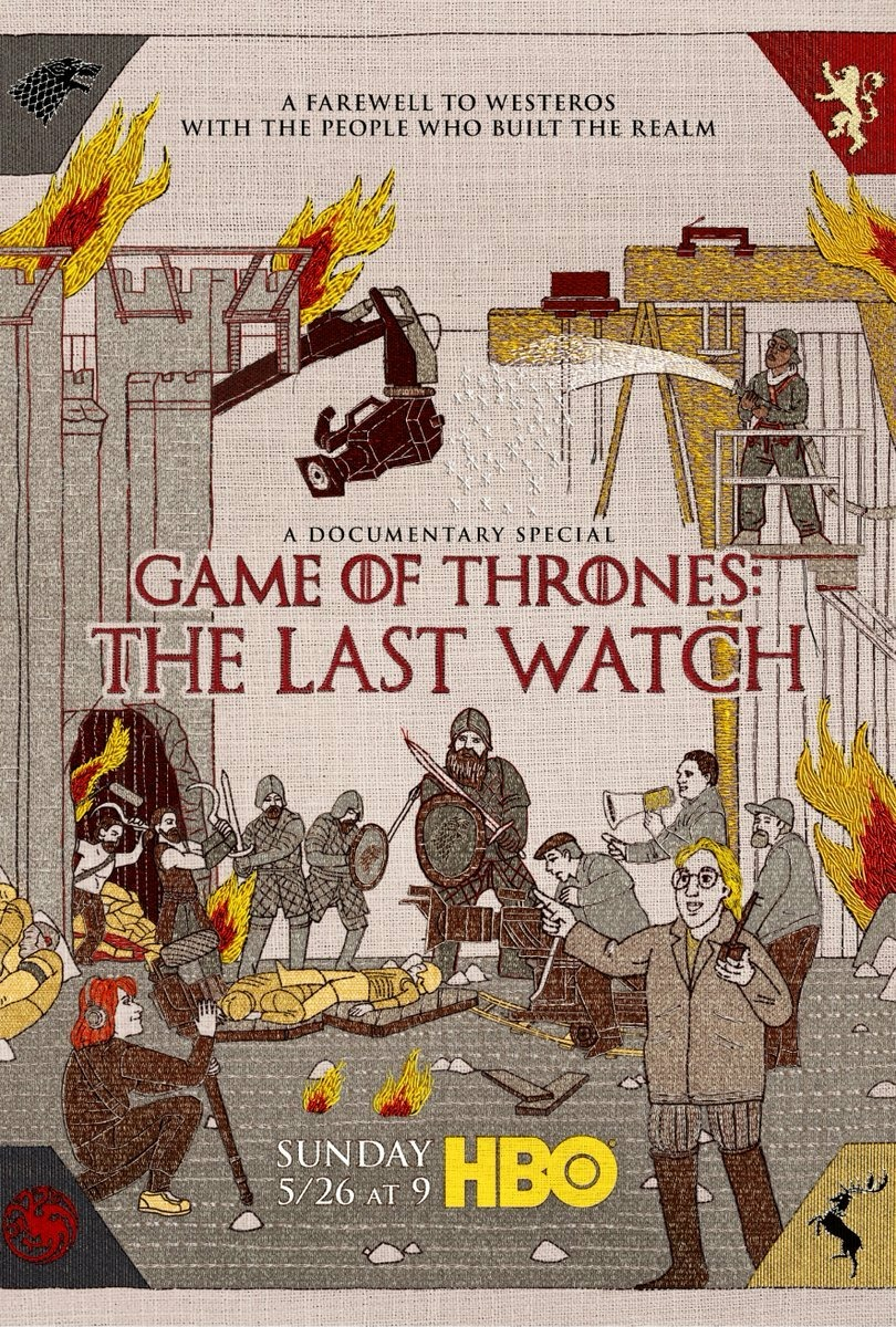 Game of Thrones: The Last Watch (TV Movie 2019) - IMDb