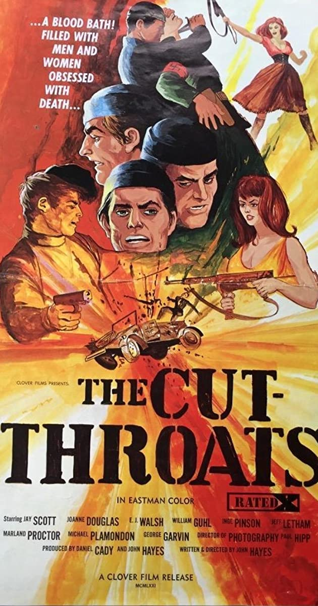The Cut-Throats (0)