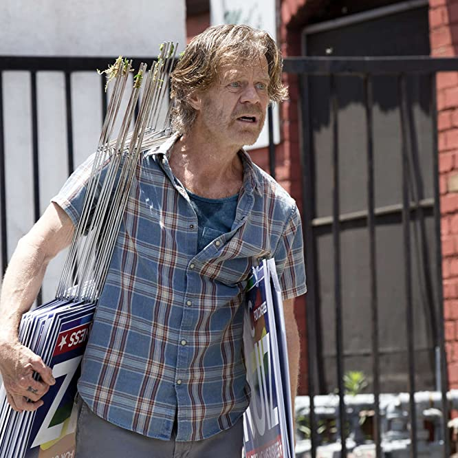 William H. Macy in Shameless (2011)