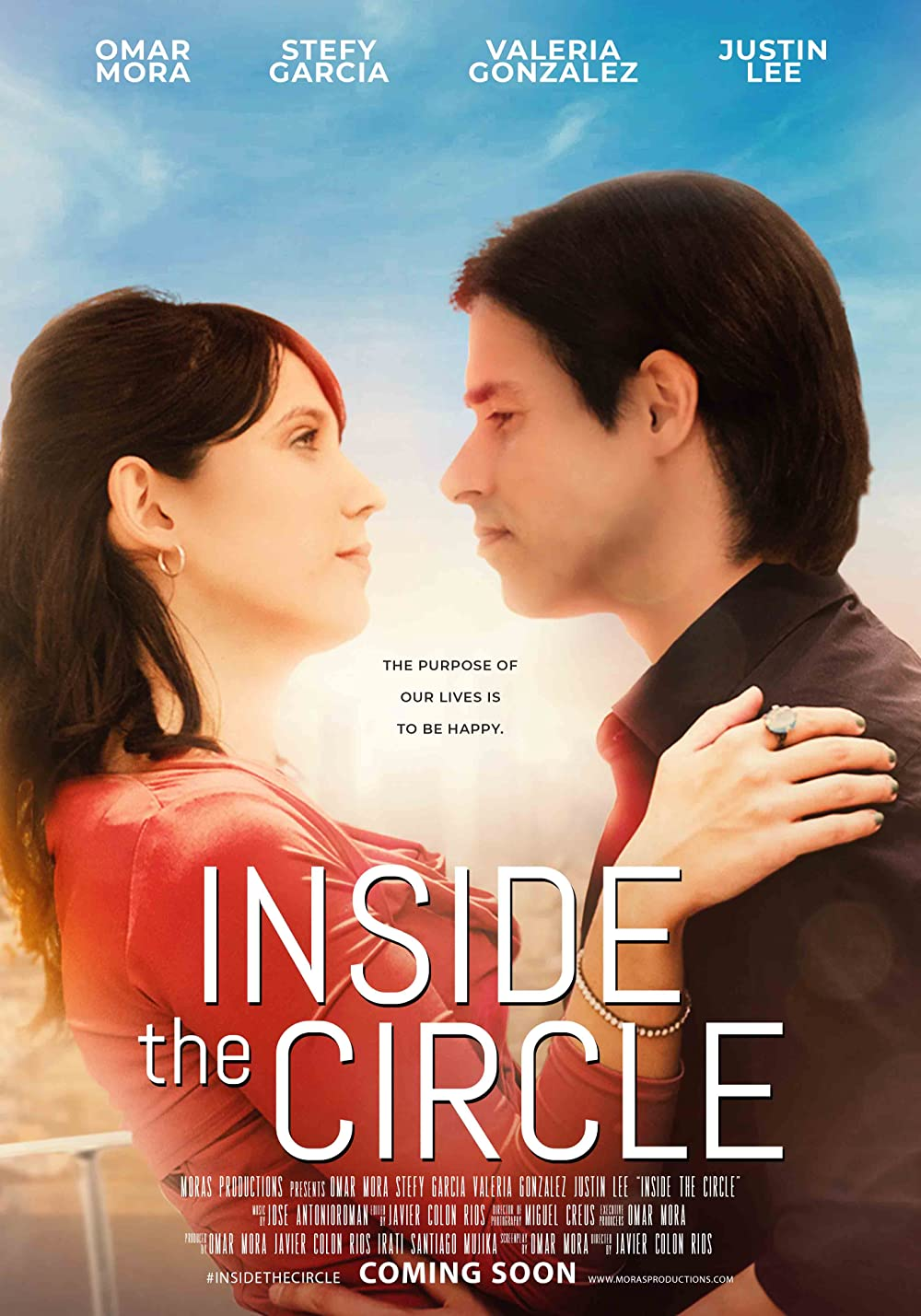 Inside the Circle (2021) Full Movie [In English] With Hindi Subtitles | WebRip 720p [1XBET]