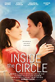 Omar Mora and Stefy Garcia in Inside the Circle (2021)