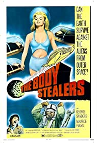 The Body Stealers Poster - Movie Forum, Cast, Reviews