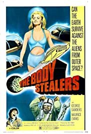 The Body Stealers (1969) Poster - Movie Forum, Cast, Reviews