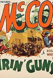 Roarin' Guns Poster