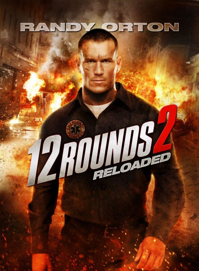 Poster film 12 Rounds 2