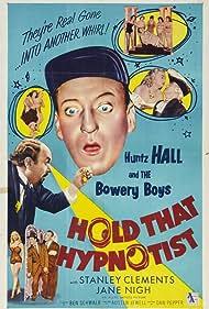 Hold That Hypnotist (1957) Poster - Movie Forum, Cast, Reviews