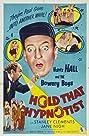 Hold That Hypnotist (1957) Poster