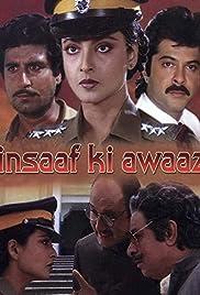 Insaaf Ki Awaaz Poster