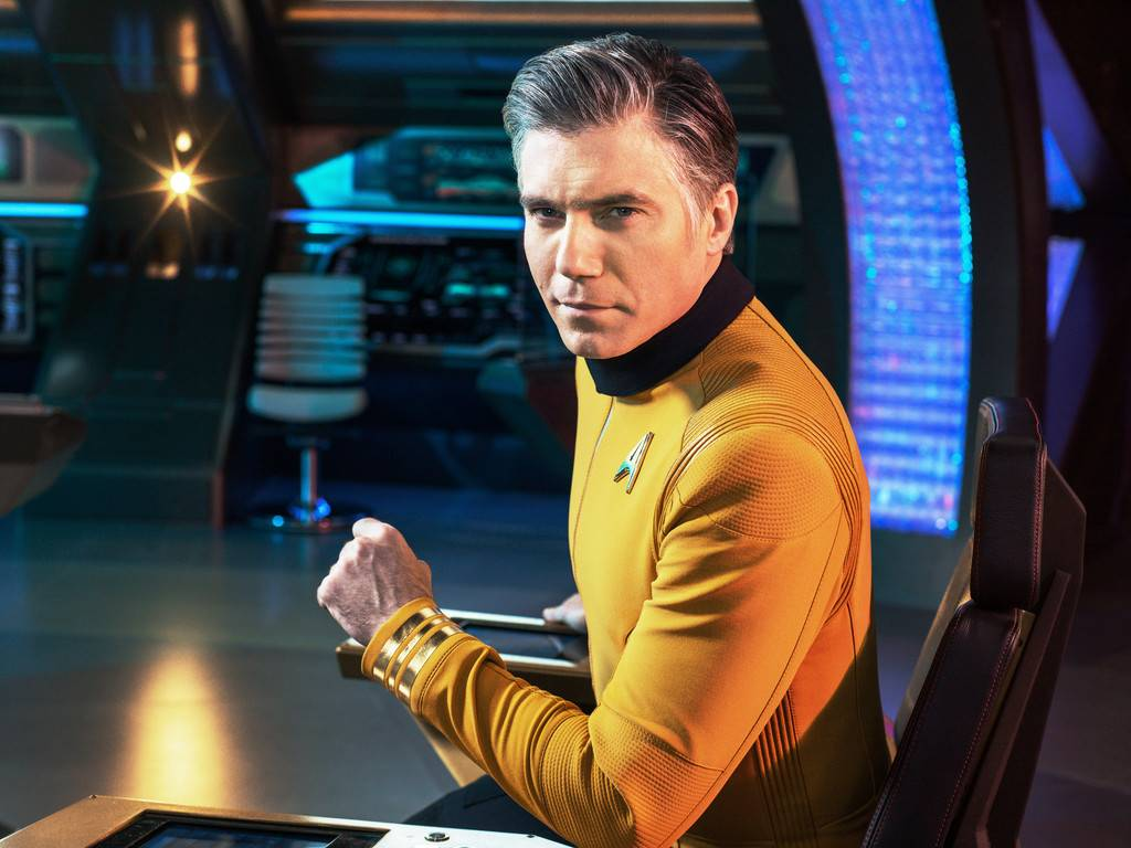Anson Mount in Star Trek: Discovery (2017)