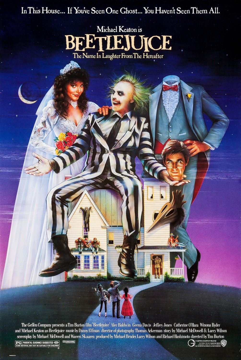 Image result for Beetlejuice (1988)
