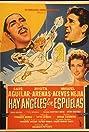 Hay ángeles con espuelas (1957) Poster