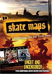 Full movie dvd download Skate Maps by [Bluray]