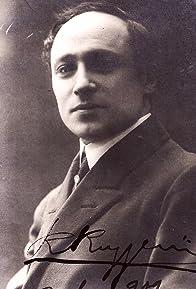 Primary photo for Ruggero Ruggeri