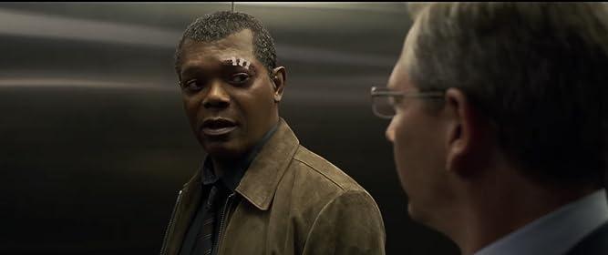 Samuel L. Jackson alias Nick Fury