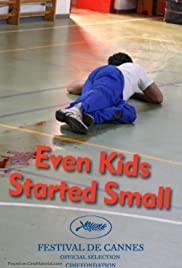 Even Kids Started Small Poster