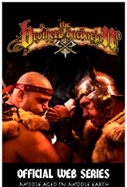 Brothers Barbarian Poster
