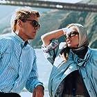 Krystyna Janda and Peter Striebeck in Wilder Westen inclusive (1988)