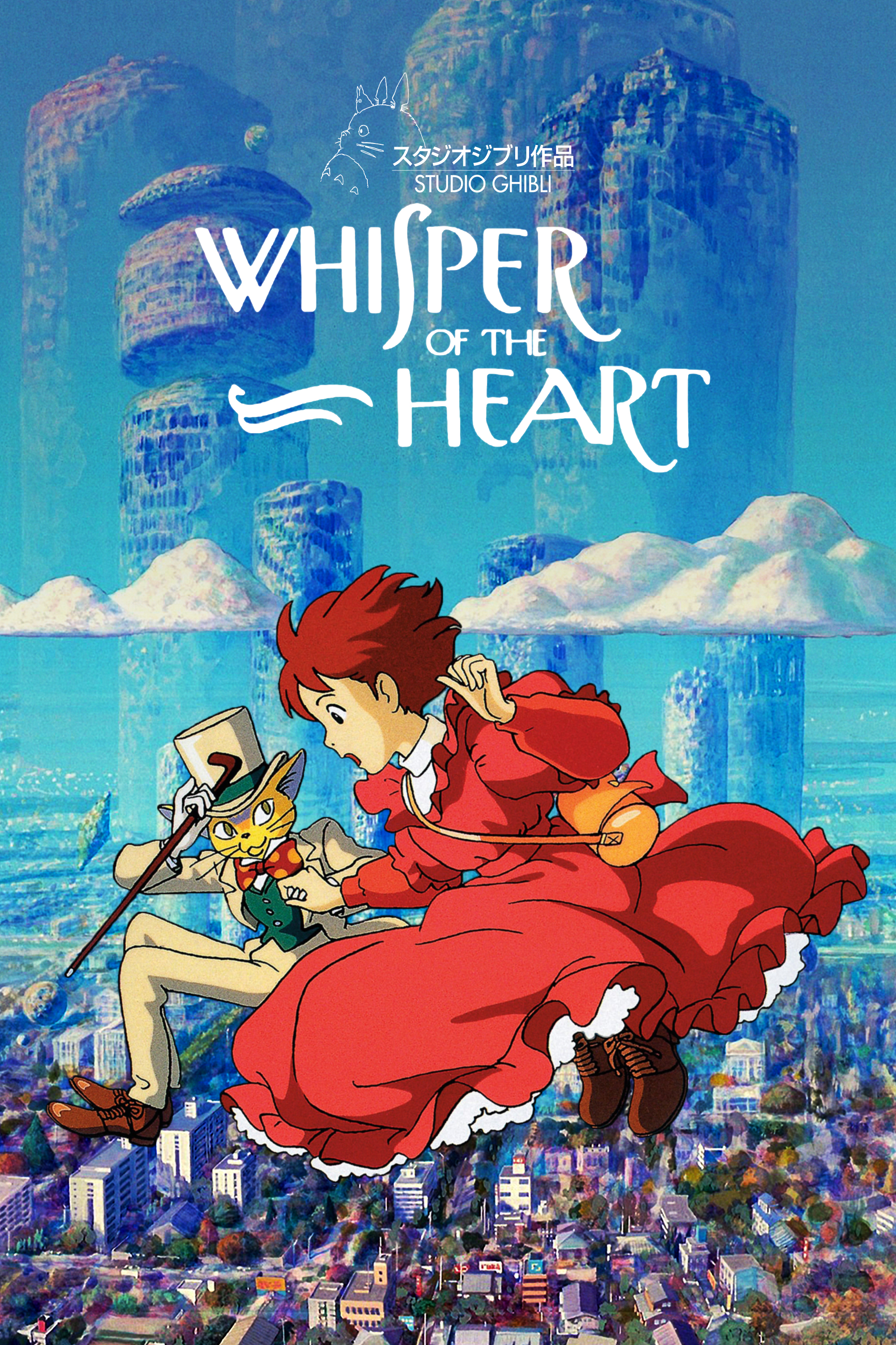 Whisper of the Heart (1995) - IMDb