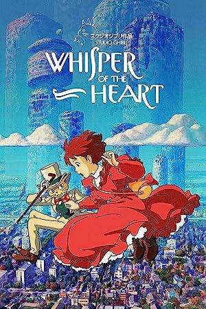 Whisper of the Heart Poster Image