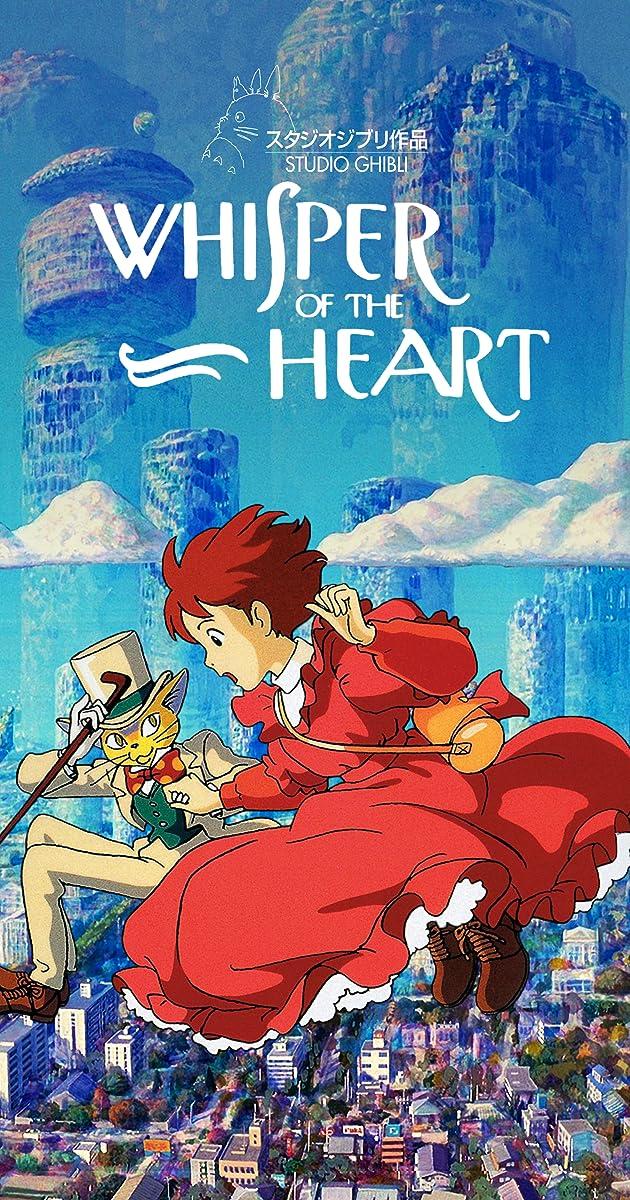 Whisper Of The Heart Stream Deutsch