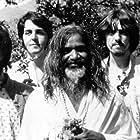 Mia Farrow, Paul McCartney, John Lennon, George Harrison, Maharishi Mahesh Yogi, and The Beatles in How the Beatles Changed the World (2017)