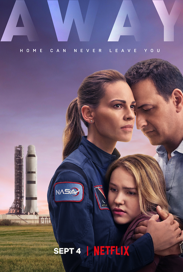 Away 2020 Season 1 Hindi Complete Netflix Web Series 1.6GB HDRip Download