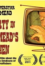 The Party in Taylor Mead's Kitchen Poster