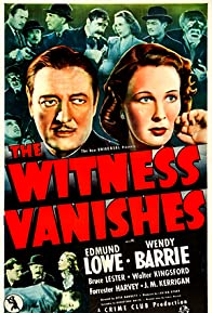 Primary photo for The Witness Vanishes