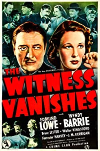 Site to watch full movies The Witness Vanishes [480i]