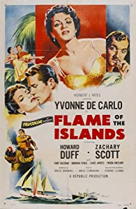 Flame of the Islands USA