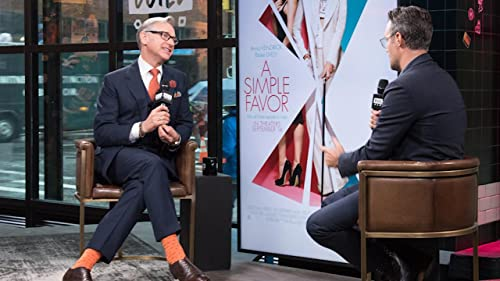 BUILD: Paul Feig on Whether 'A Simple Favor' will Have a Sequel