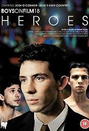 Boys on Film 18: Heroes Poster