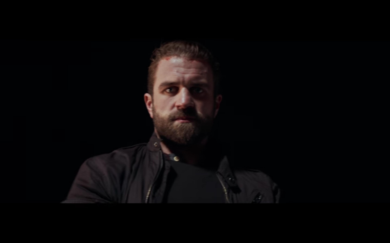 Milo Gibson in All the Devil's Men (2018)