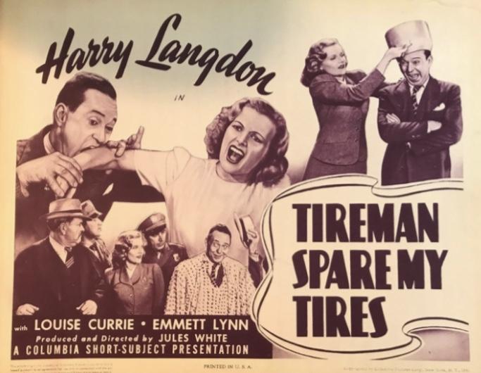 Tireman Spare My Tires 1942 Imdb