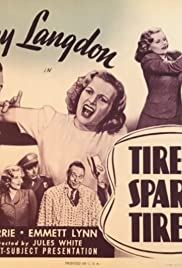 Tireman, Spare My Tires Poster