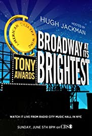 The 59th Annual Tony Awards Poster