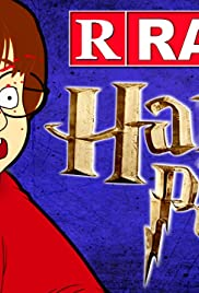 R-Rated Harry Potter Poster
