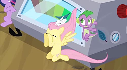 My Little Pony: Friendship Is Magic: Soarin' Over Equestria
