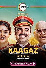 Watch free full Movie Online Kaagaz (2021)