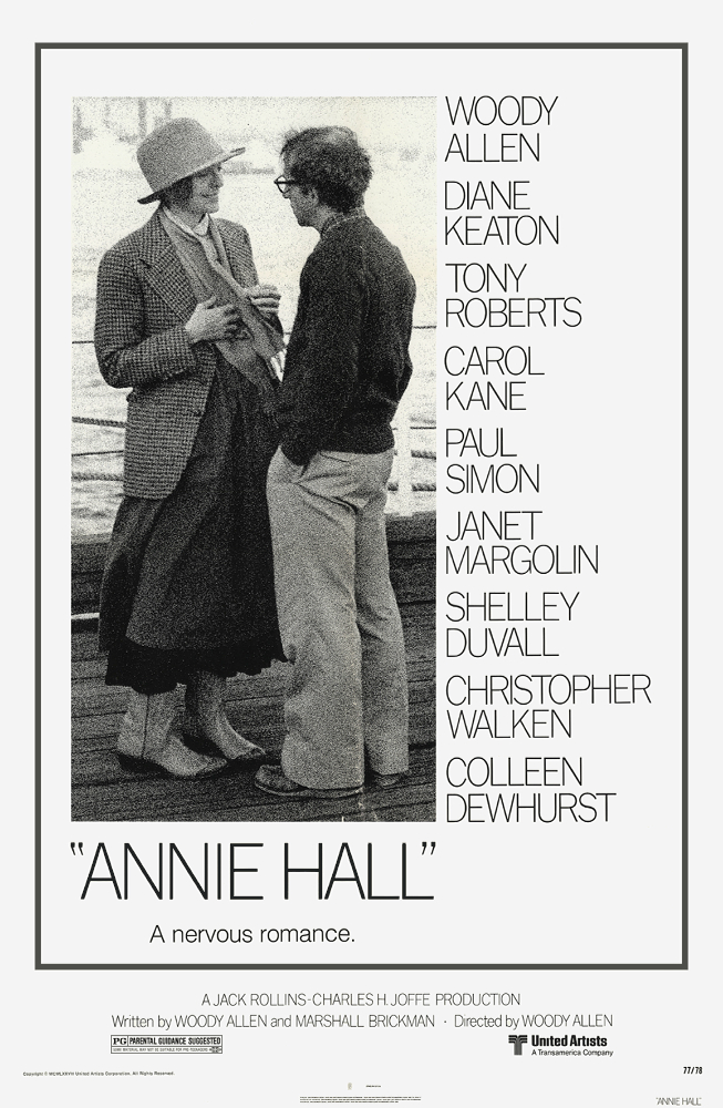 Annie Hall (1977) BluRay 480p, 720p & 1080p