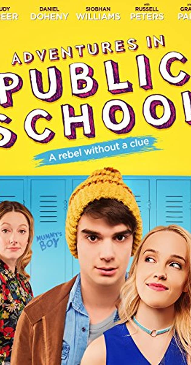 Adventures in Public School (2017) - IMDb