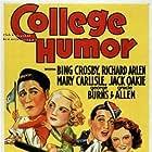Bing Crosby, Mary Carlisle, Mary Kornman, and Jack Oakie in College Humor (1933)