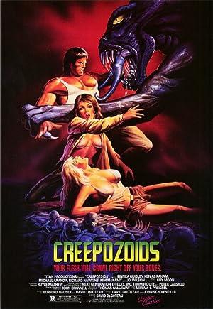 Where to stream Creepozoids