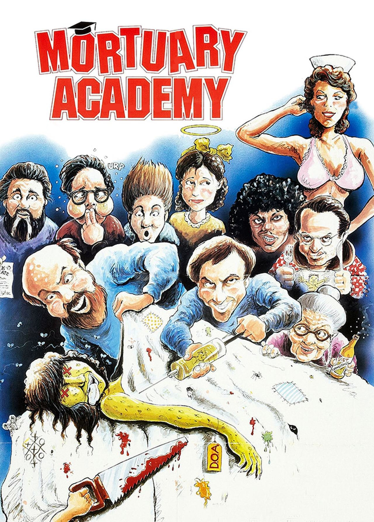 Mortuary Academy (1988)