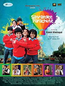 Movie website download Satrangee Parachute by [Ultra]