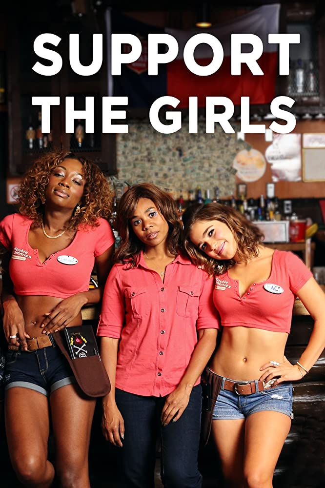 Support The Girls (2018) English 300MB BDRip 480p x264 ESubs