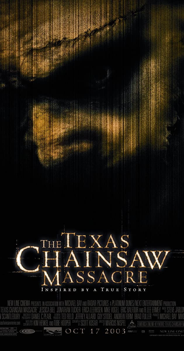 Subtitle of The Texas Chainsaw Massacre