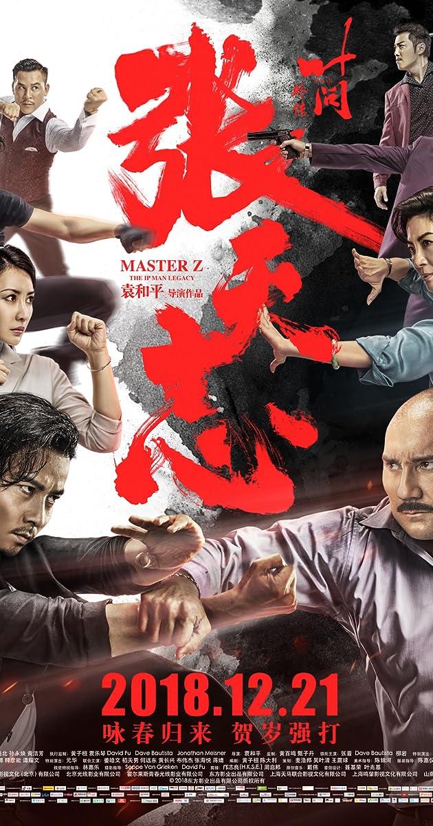 Diệp Vấn ngoại truyện: Trương Thiên Chí - Ip Man: Cheung Tin Chi (2018)