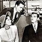 Mel Ferrer, Joan Leslie, and Zachary Scott in Born to Be Bad (1950)