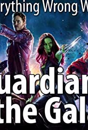 Everything Wrong with Guardians of the Galaxy Poster